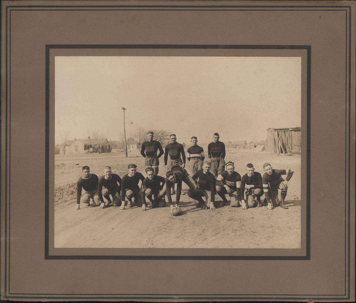 Viola High School football team