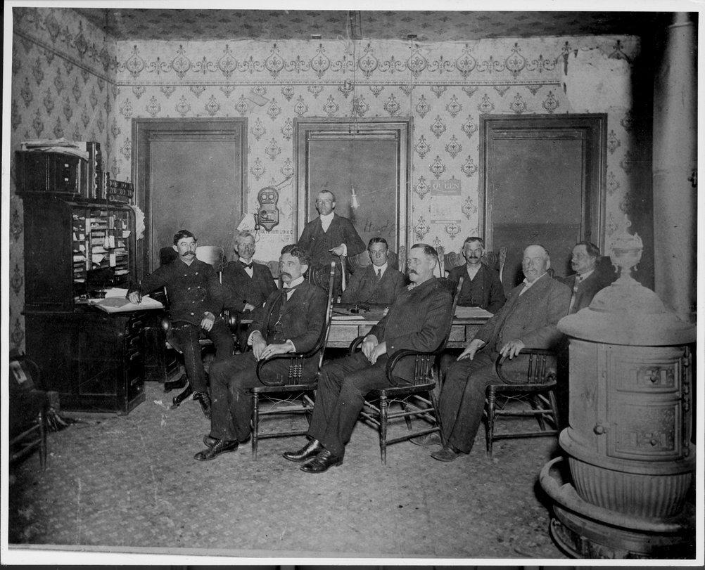 Olathe City Commission, Olathe, Kansas - 1