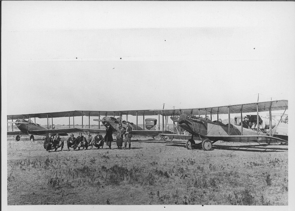 Garver Flying Circus