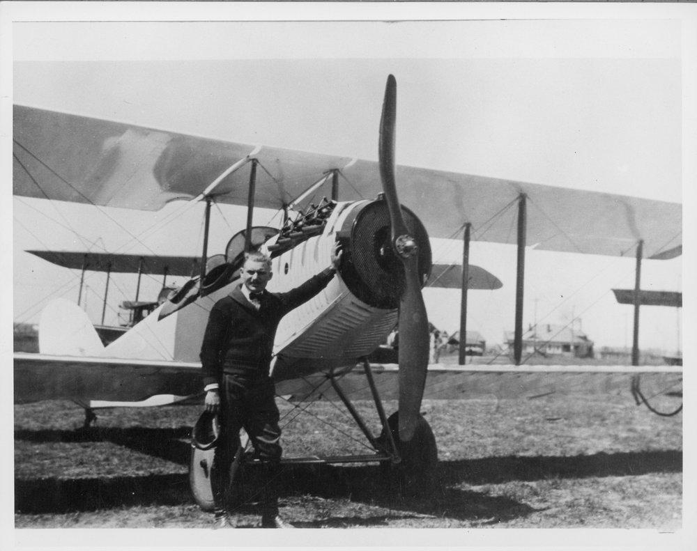 Cyle Horchem, Garver Flying Circus