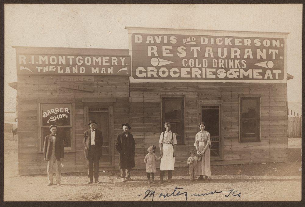 Businesses in Montezuma, Kansas
