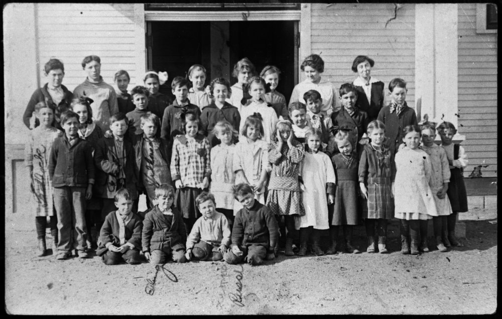 Ensign Grade School, Ensign, Kansas