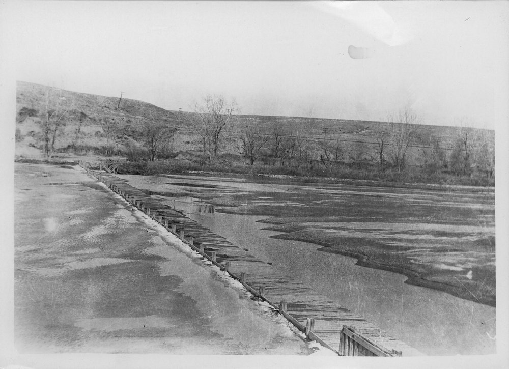 Dam, Ingalls, Kansas