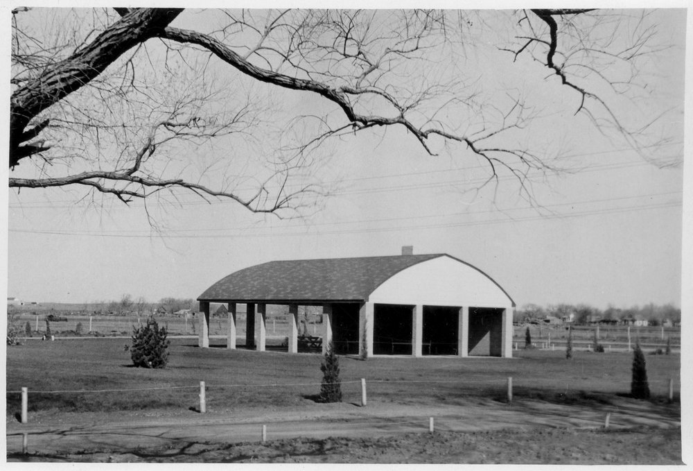 Cimarron Crossing Park, Cimarron, Kansas - 3
