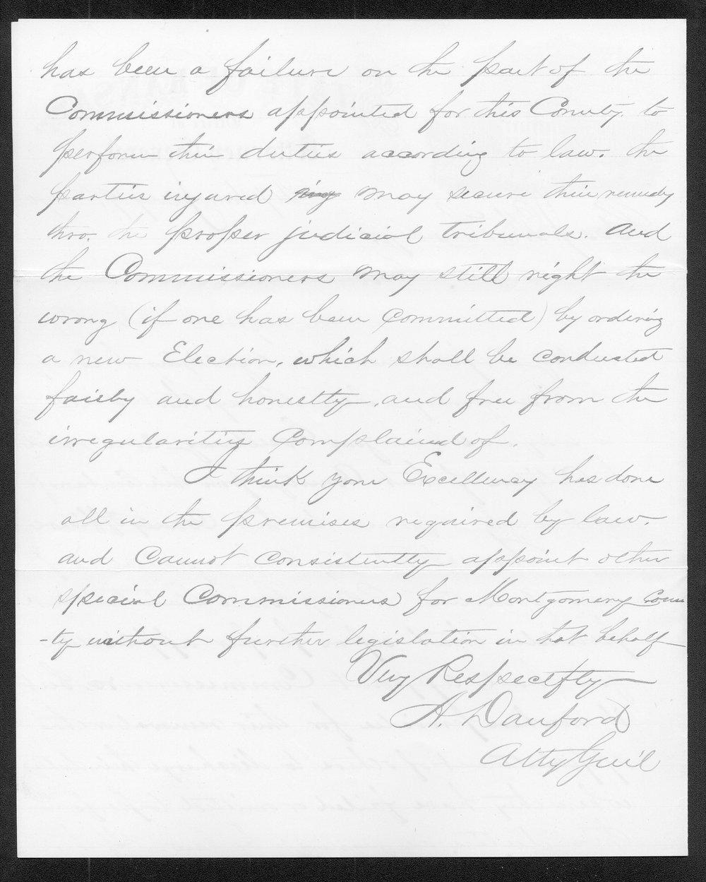Montgomery County organization records - 10