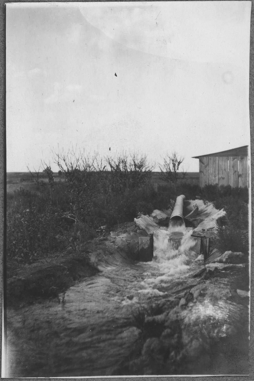 Irrigation in Gray County