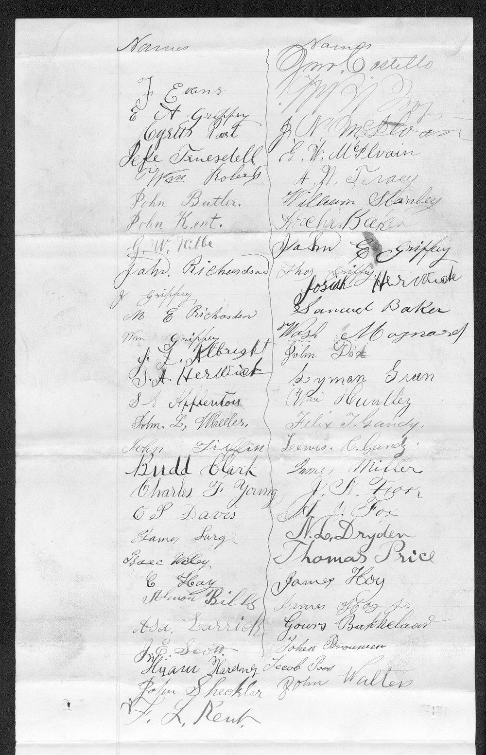 Phillips County organization records - 5