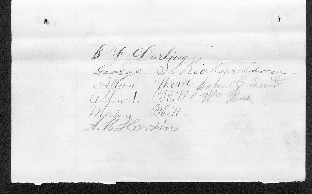 Phillips County organization records - 6