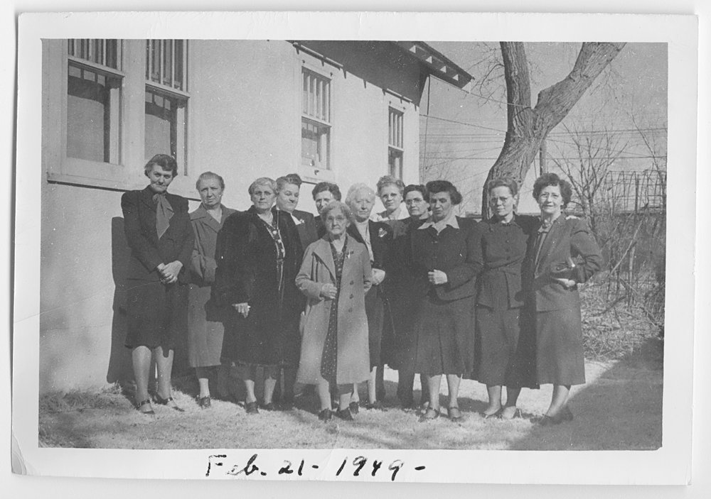 Priscilla Club, Cimarron, Kansas - 4