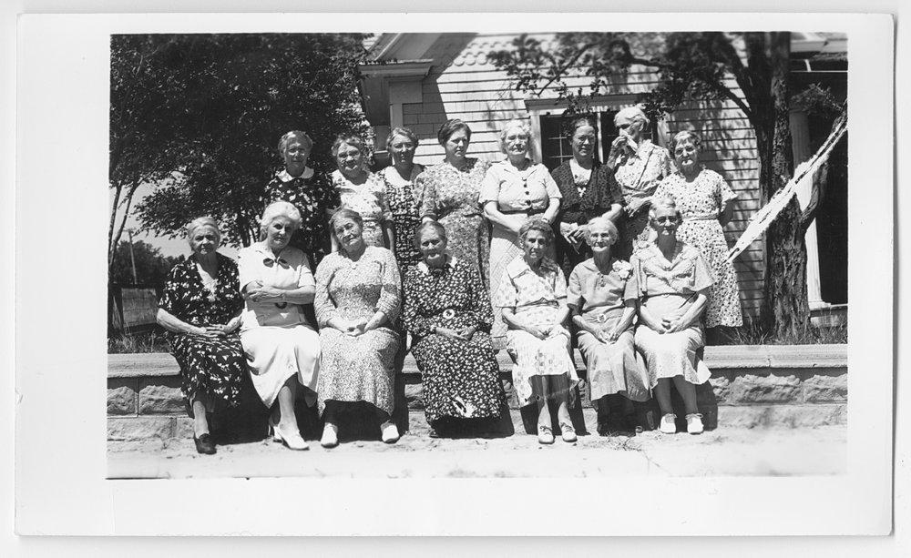 Priscilla Club, Cimarron, Kansas - 5