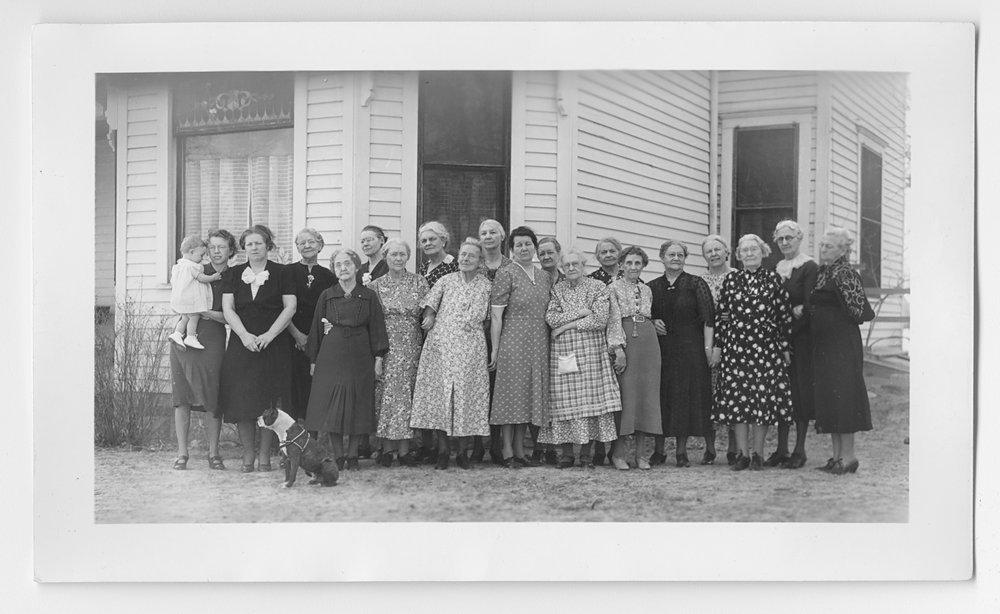 Priscilla Club, Cimarron, Kansas - 6