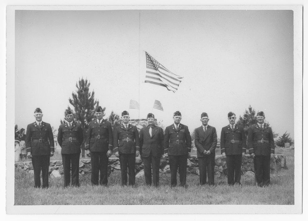 Veterans, Cimarron, Kansas