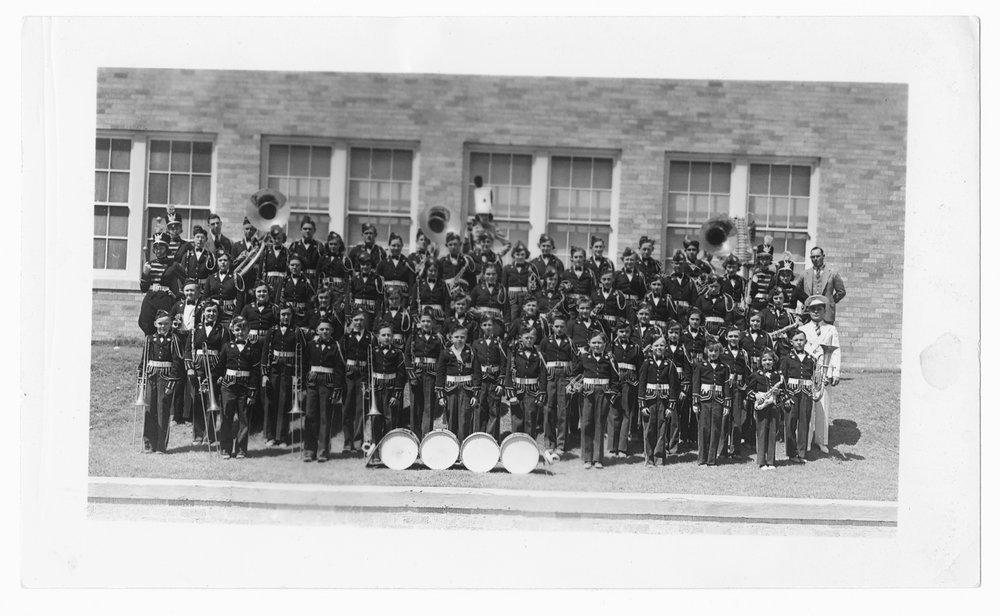 Cimarron Juvenile Band, Cimarron, Kansas