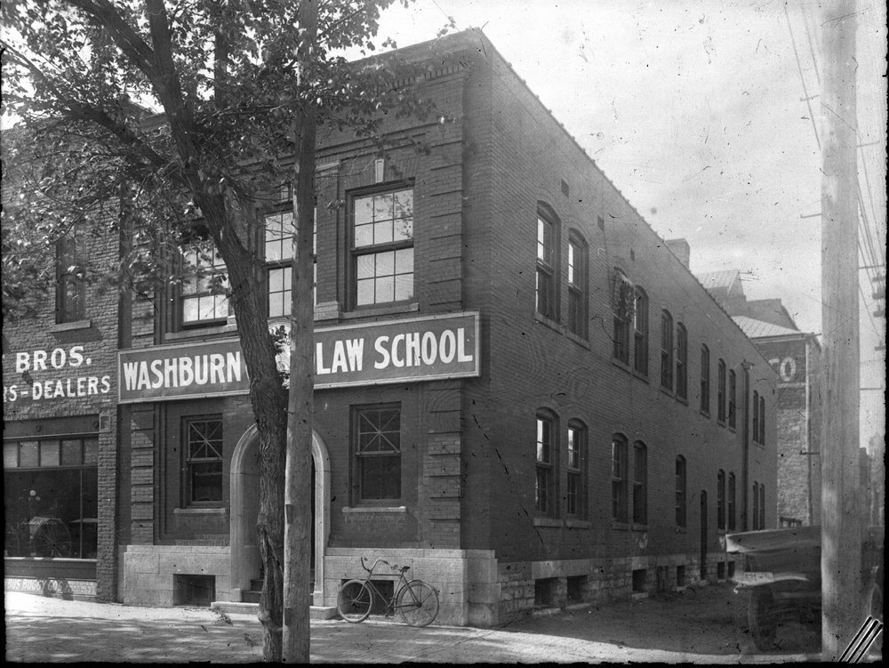 Washburn Law School, Topeka, Kansas