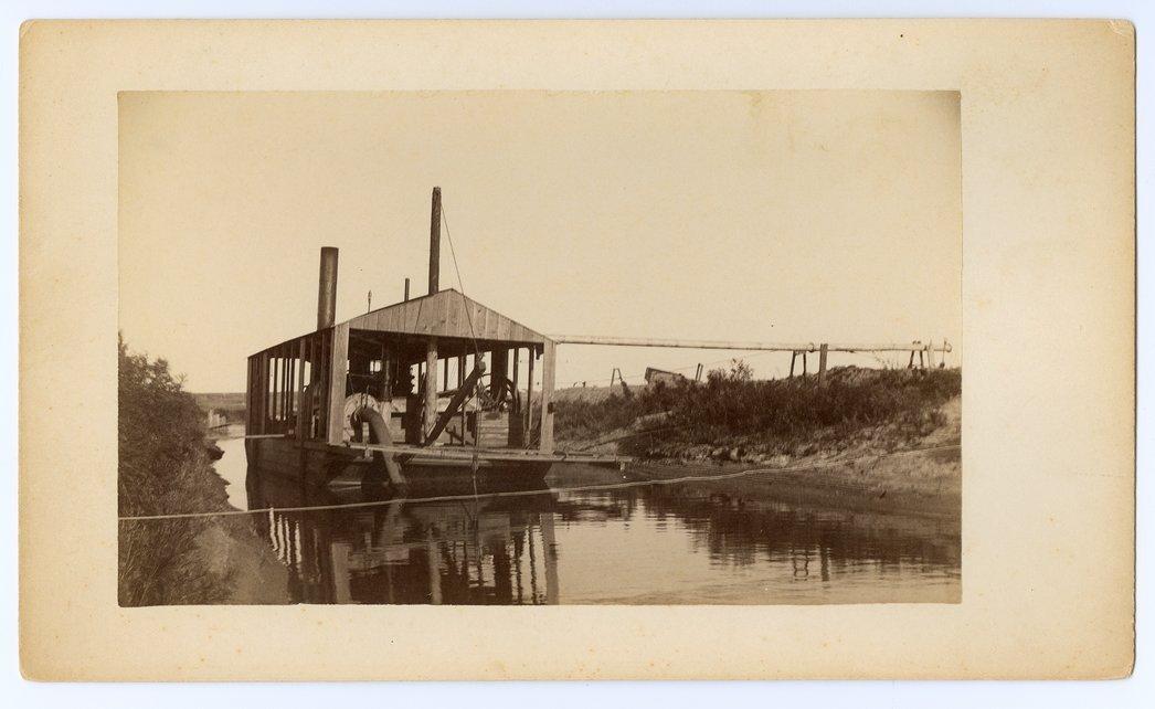 Eureka Irrigation Canal, Ford County, Kansas - 1