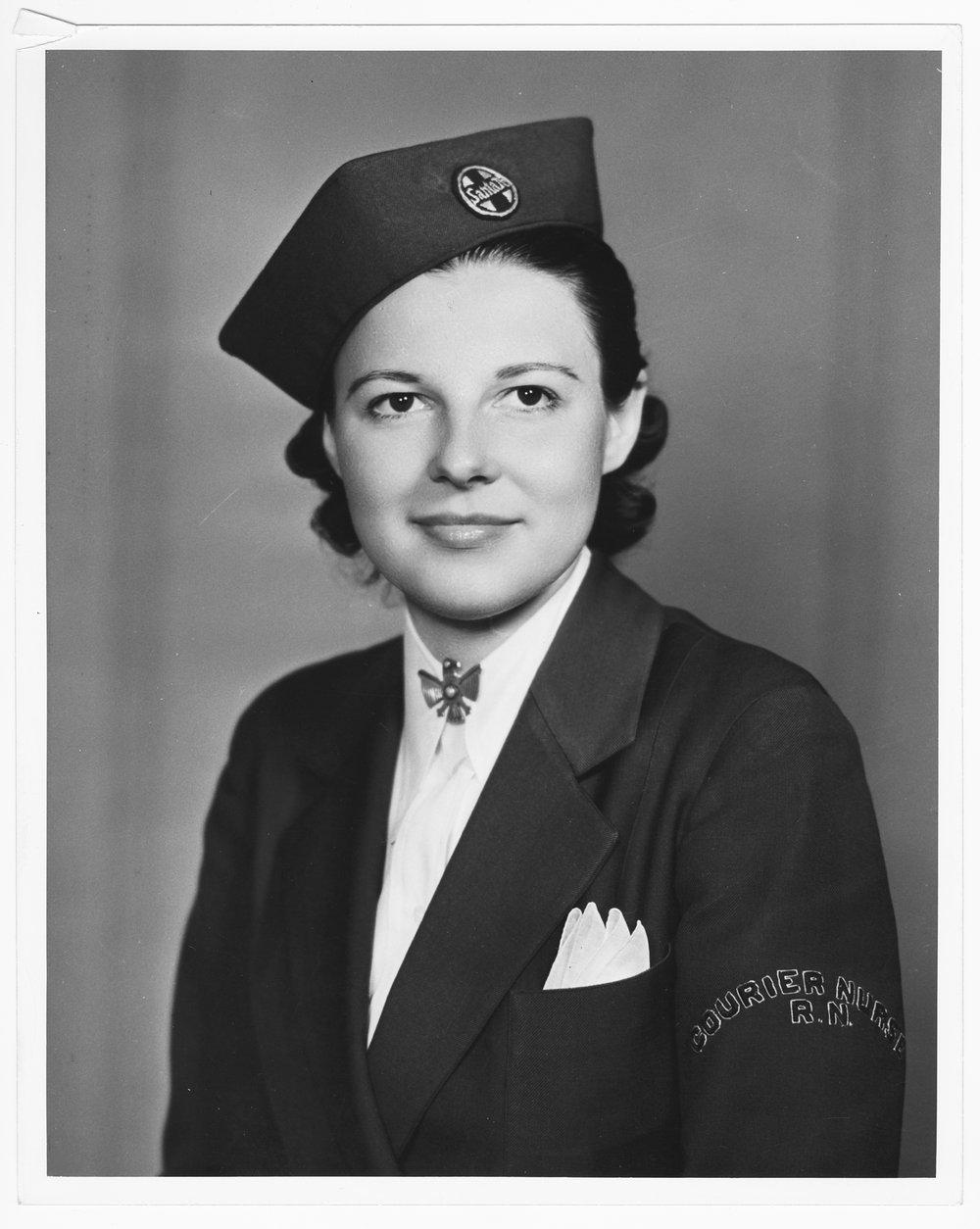 Santa Fe Courier Nurse, Marcella Shatusky - 1