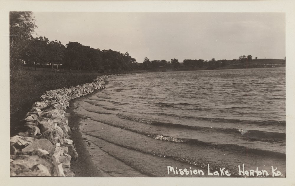 Mission Lake, Horton, Kansas