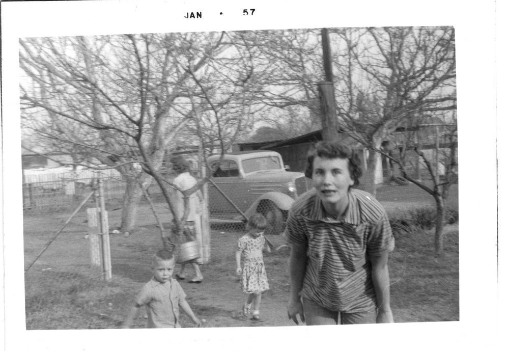 Children in  Treece, Kansas - 1