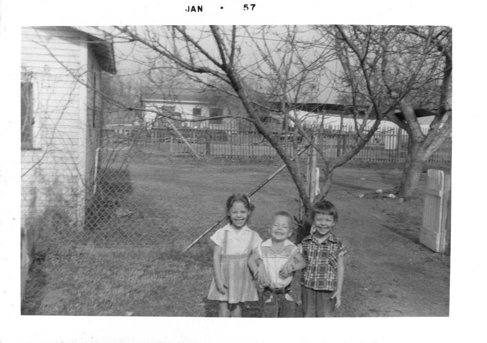 Children in  Treece, Kansas - 2