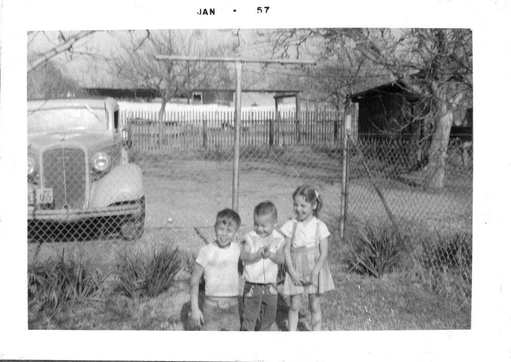 Children in  Treece, Kansas - 3