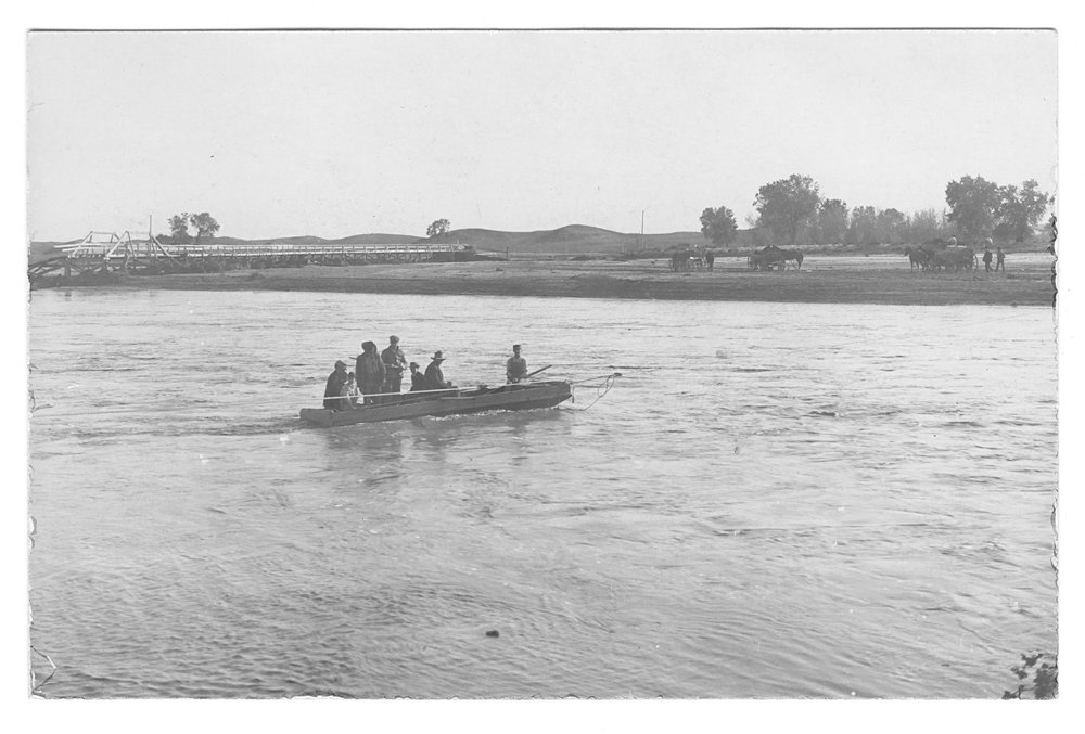 Arkansas River, Syracuse, Hamilton County, Kansas