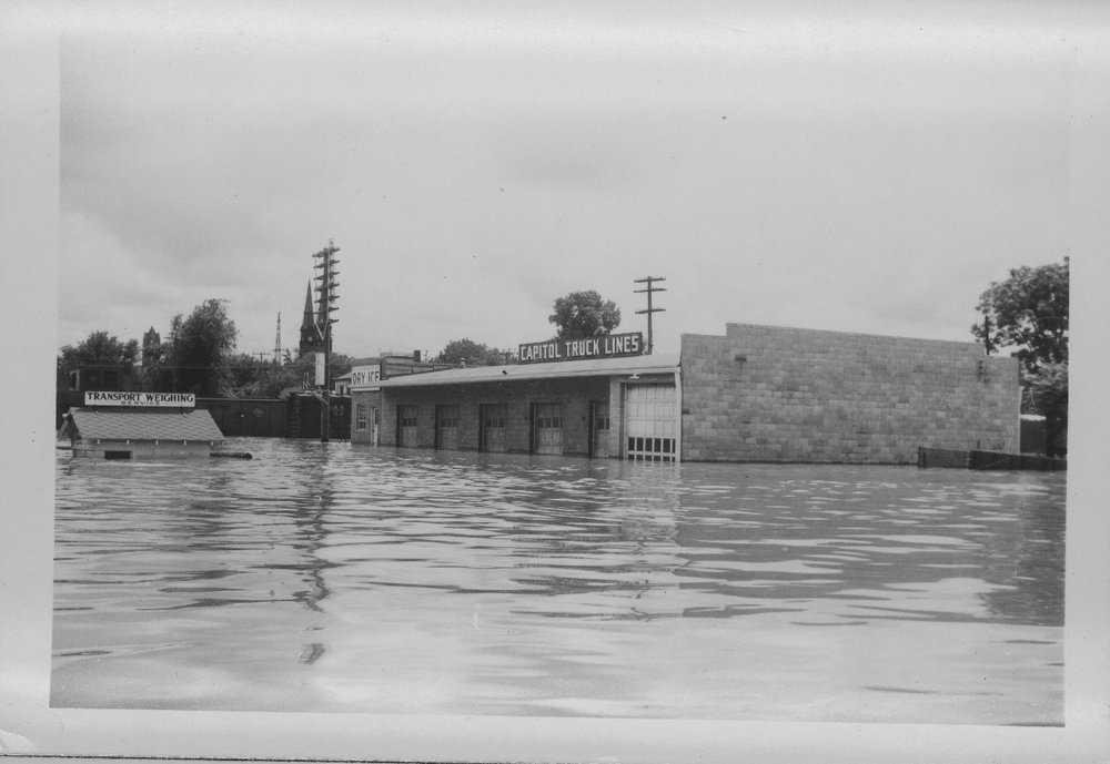 1951 flood, Topeka, Kansas - 10