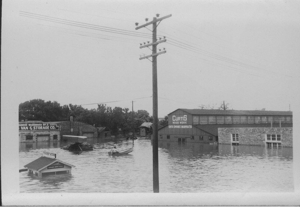 1951 flood, Topeka, Kansas - 8