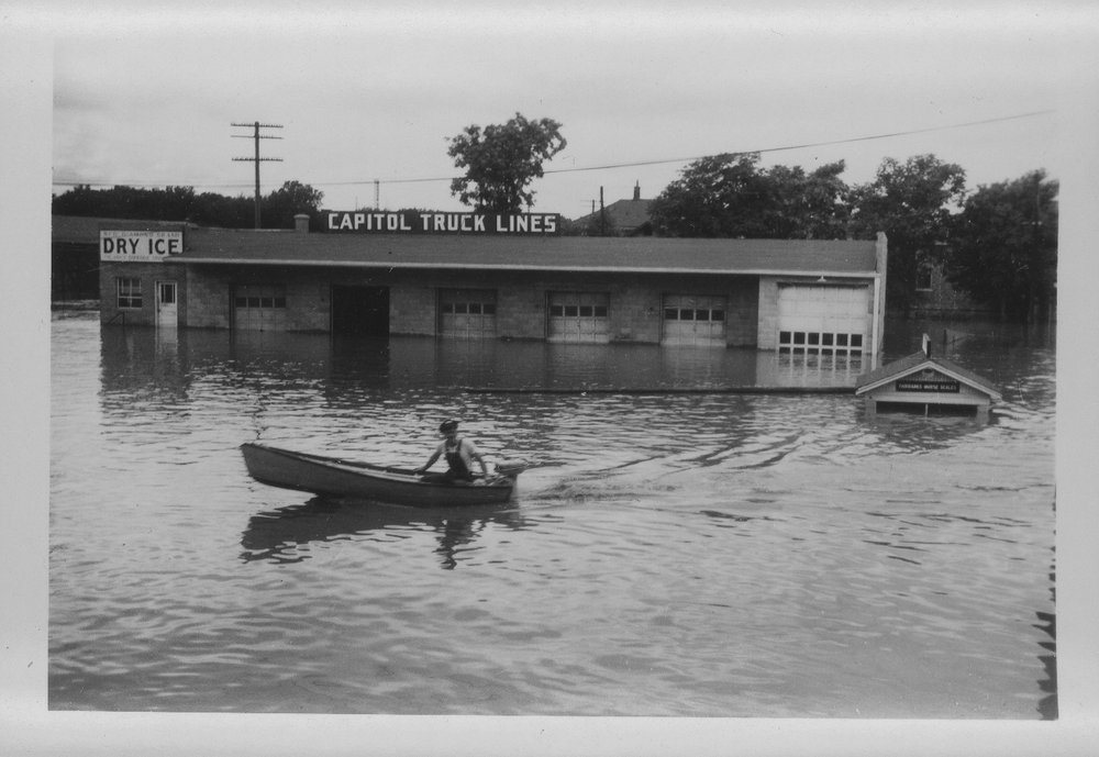 1951 flood, Topeka, Kansas - 4