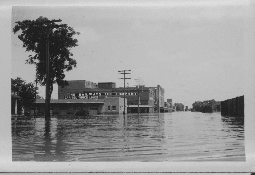 1951 flood, Topeka, Kansas - 11