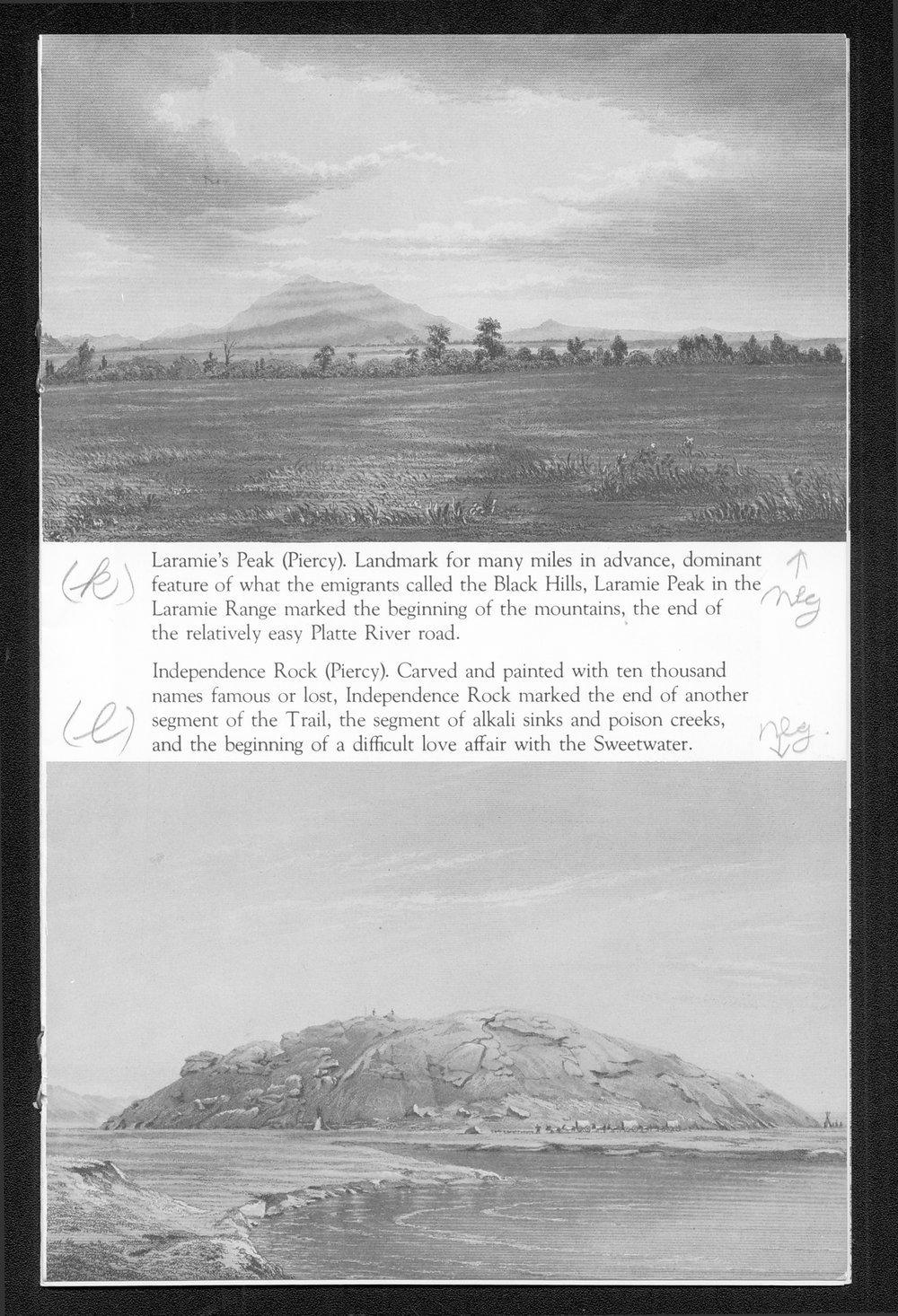 A Portfolio of Mormon Trail Engravings - 7