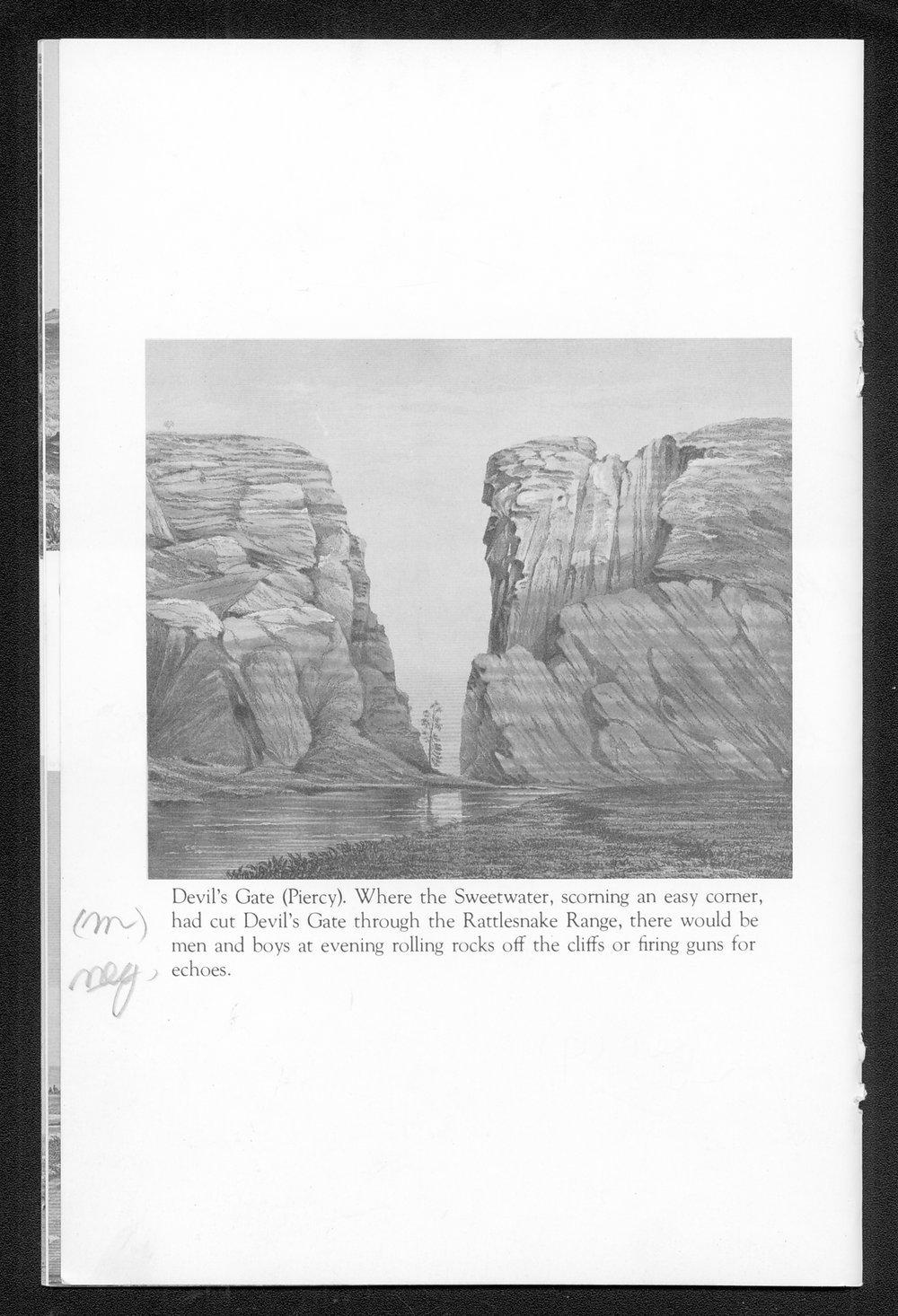 A Portfolio of Mormon Trail Engravings - 8