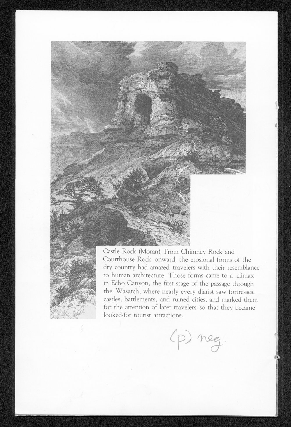 A Portfolio of Mormon Trail Engravings - 10