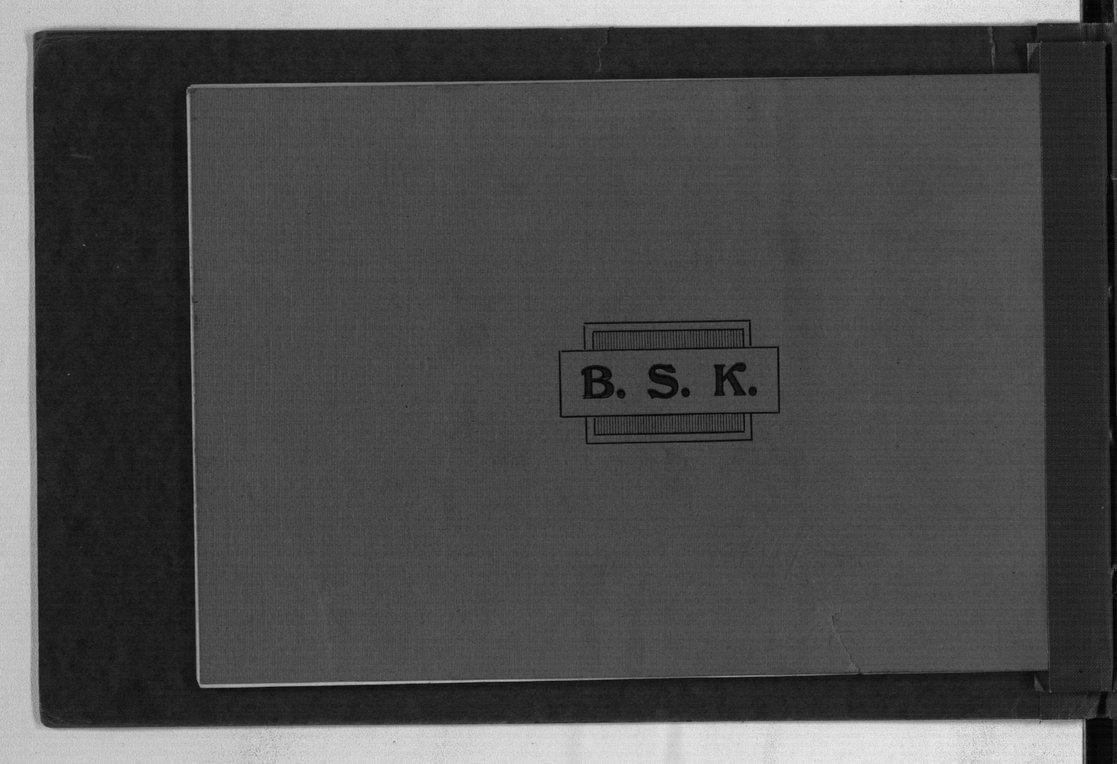Bonner Spings. The Kansas Karlsbad - Back Cover