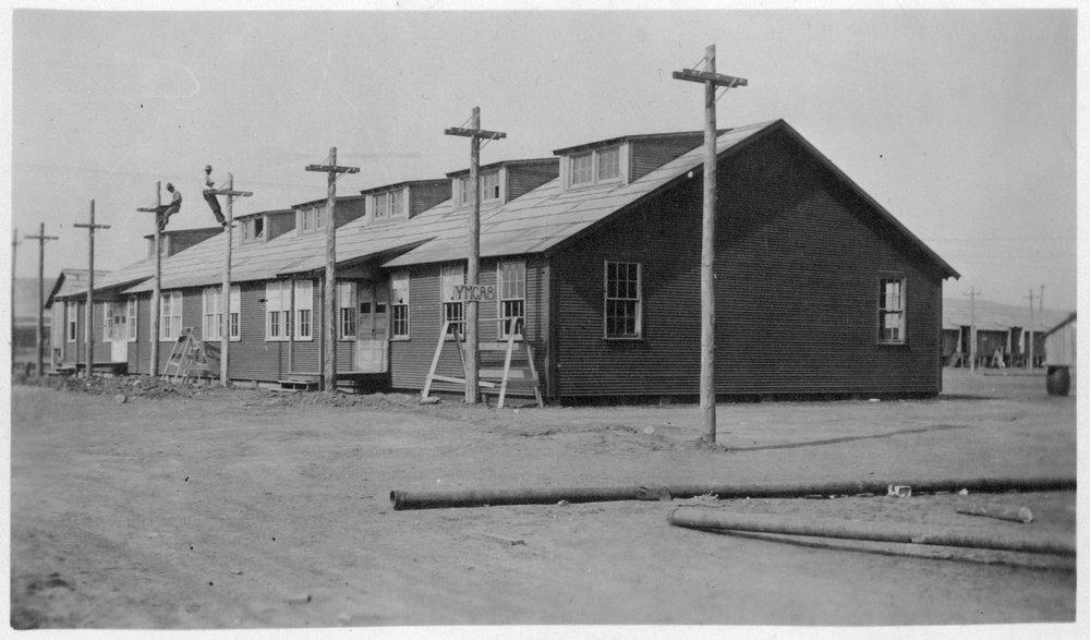 Camp Funston, Fort Riley, Kansas - 3