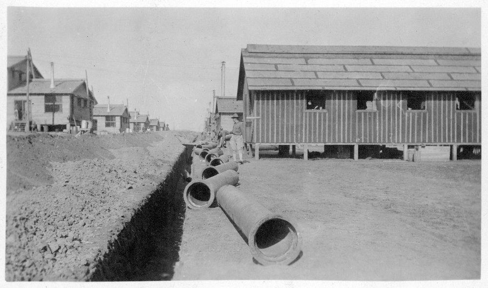Camp Funston, Fort Riley, Kansas - 4