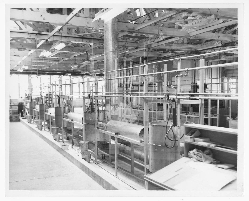 Pomona Tile Company, Arkansas City, Kansas - 1