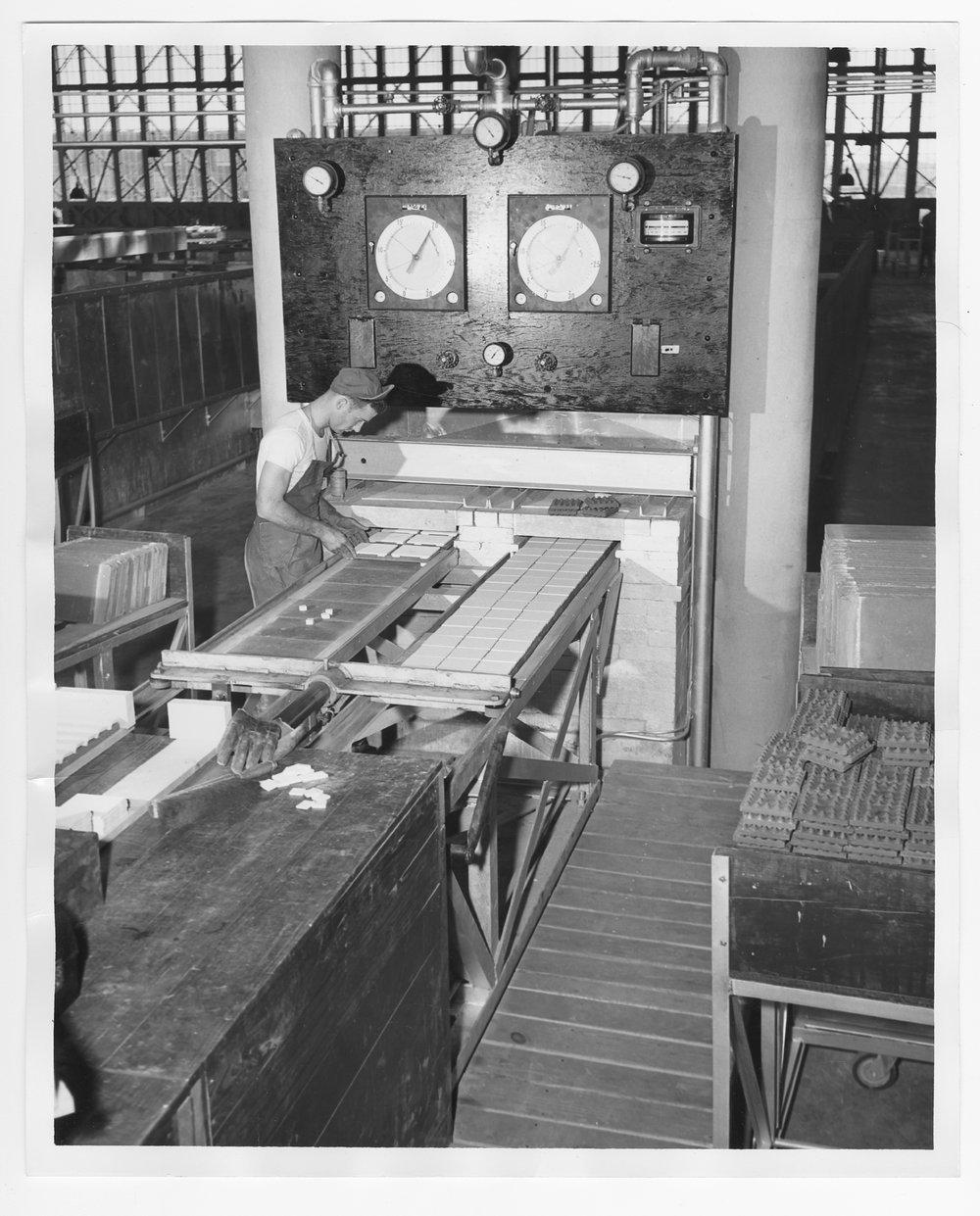 Pomona Tile Company, Arkansas City, Kansas