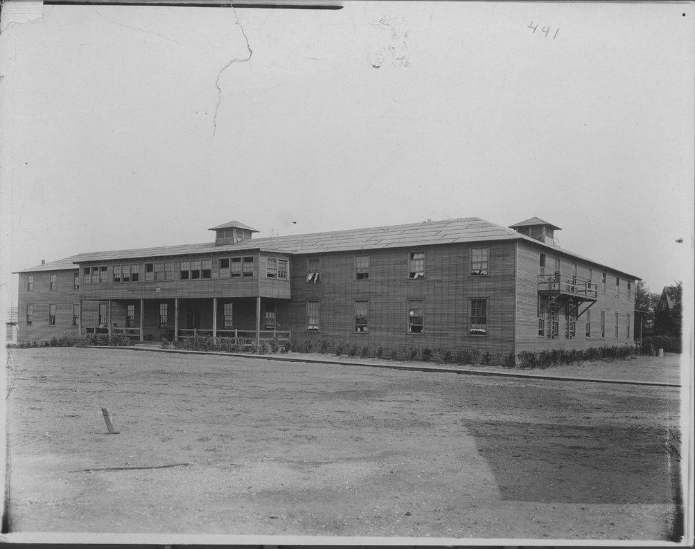 Camp Funston, Fort Riley, Kansas