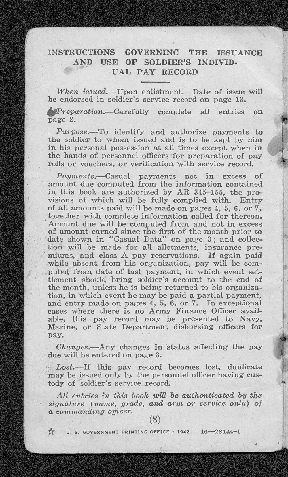 Carrol Victor Christian to Floriene Olive Graham Christian correspondece - 6