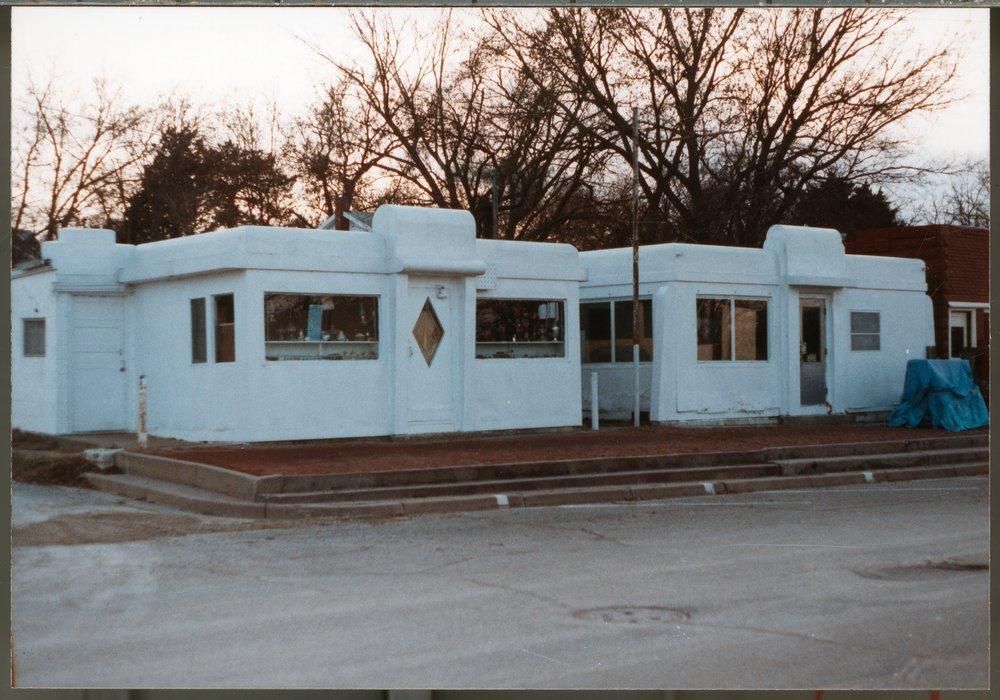 Valentine diner buildings, Enterprise, Kansas
