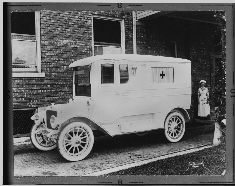 Ambulance, Topeka, Kansas