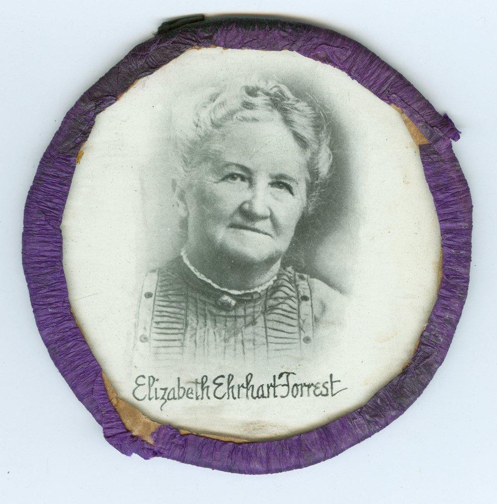 Elizabeth Ehrhart Forrest - 1