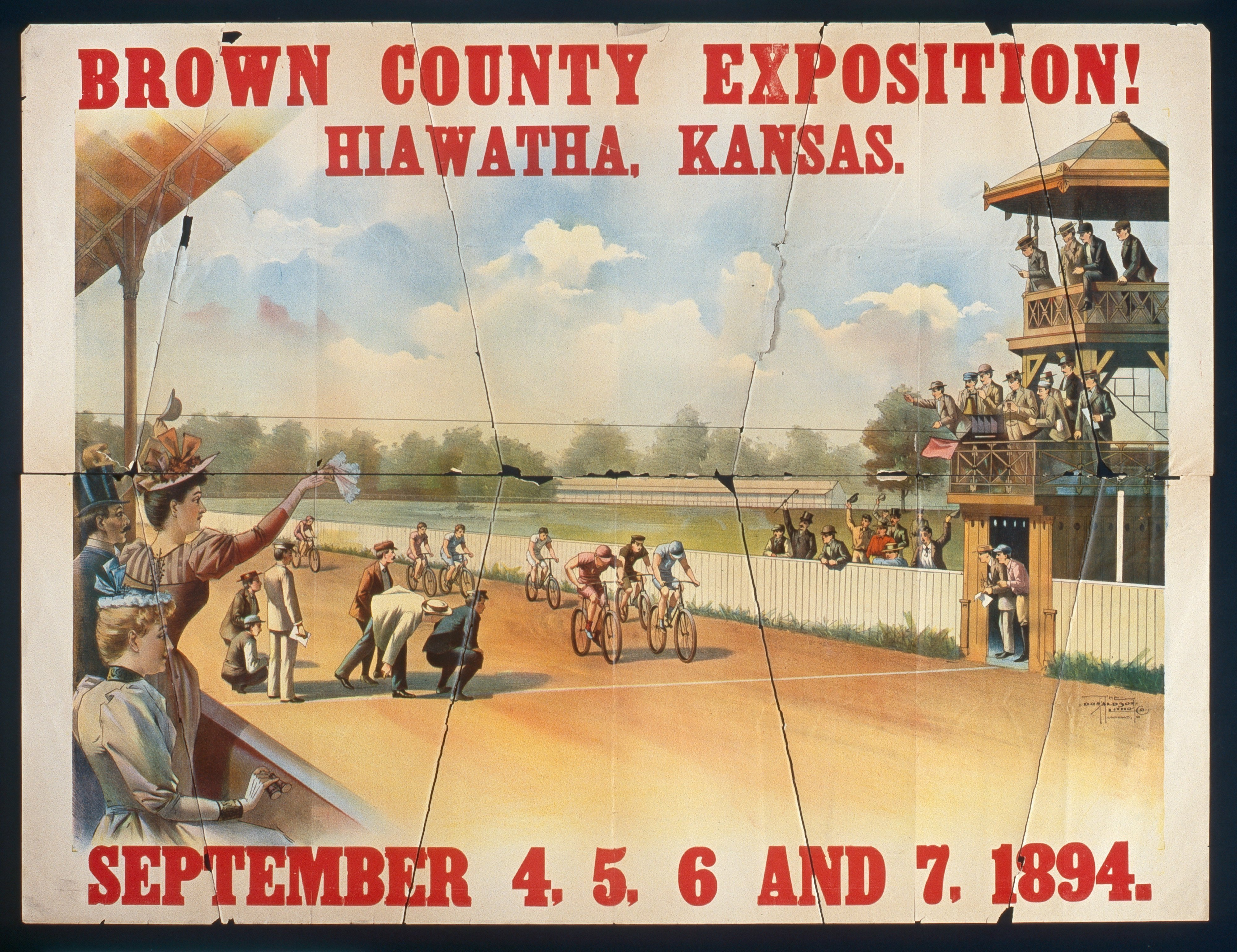 Brown County exposition