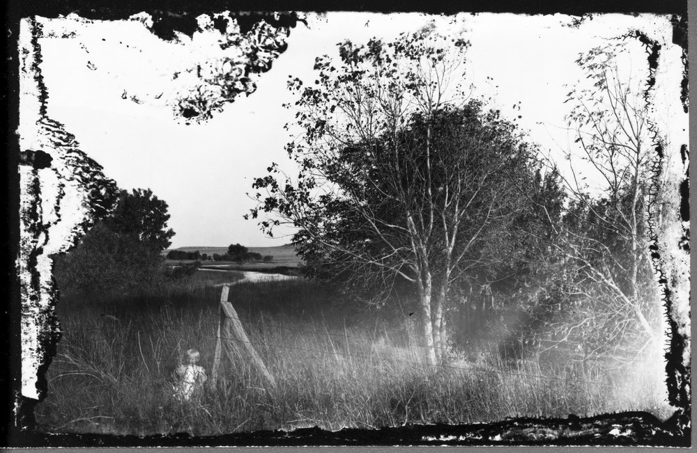Solomon River, Sheridan County, Kansas - 1