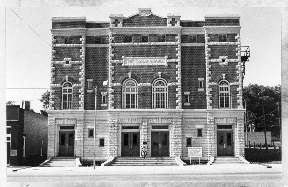 Brown Grand Opera House, Concordia, Kansas - 6