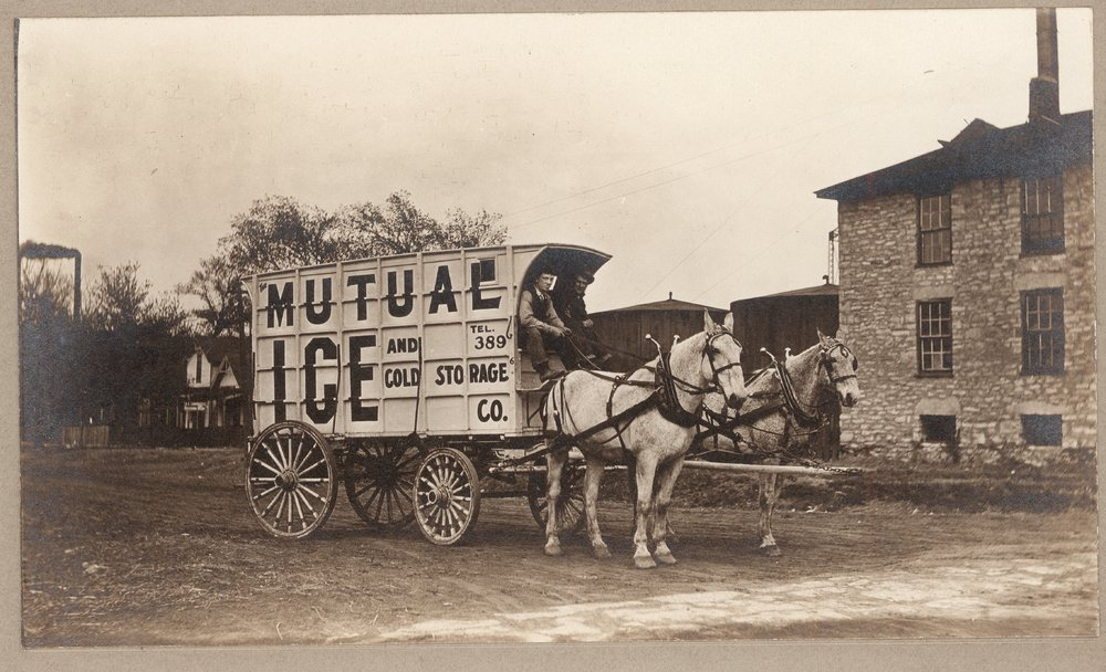 Mutual Ice and Cold Storage Company, Topeka, Kansas - 6