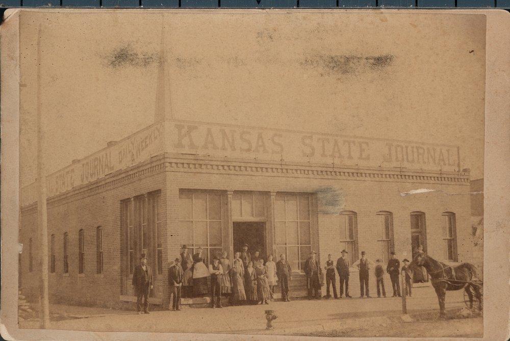 Kansas State Journal, Topeka, Kansas