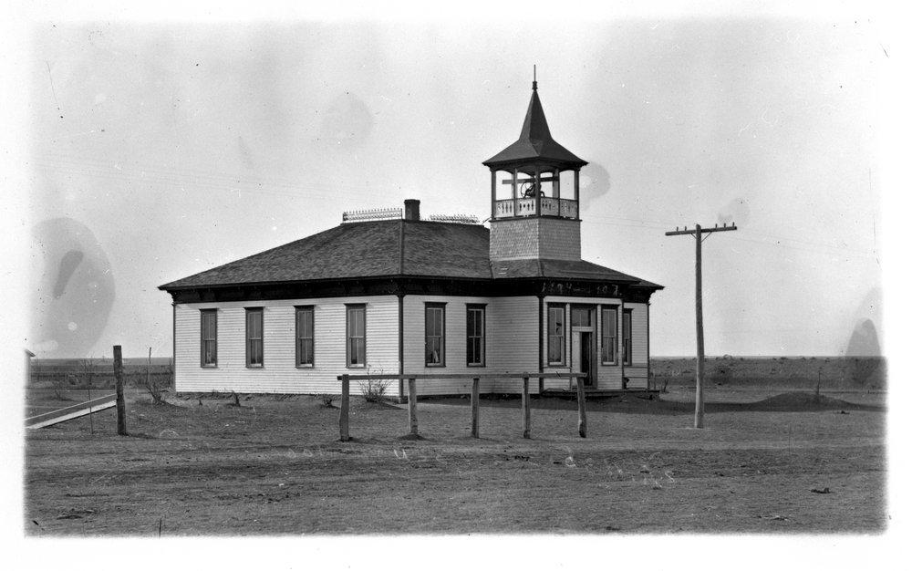 Public school, Selden, Kansas