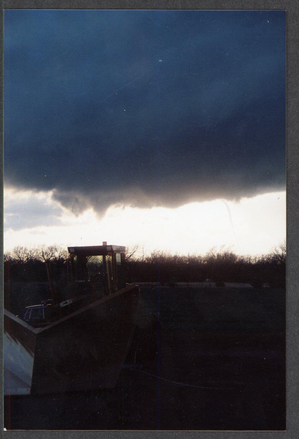 Tornado near Caldwell, Kansas - 1