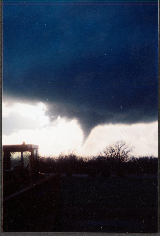 Tornado near Caldwell, Kansas - 2